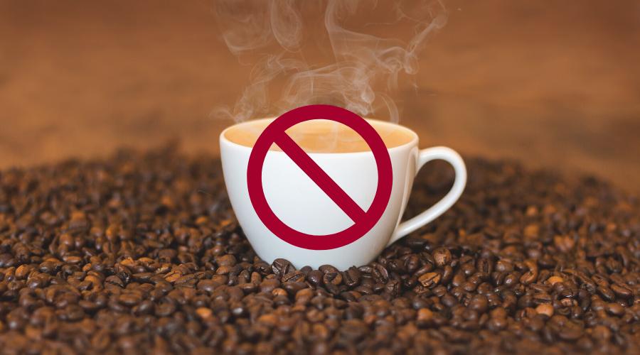 ошибки кофе с собой