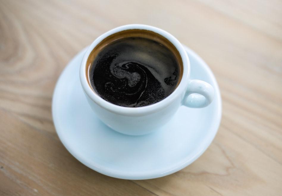 рецепт кофе с стропом слоями