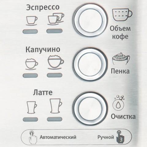 назначения кнопок