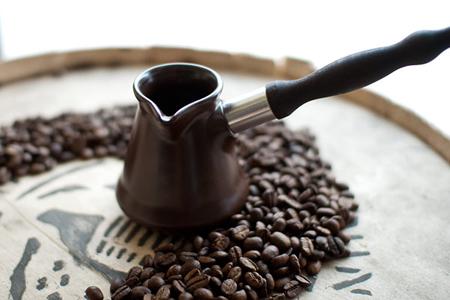 турка для приготовления кофе